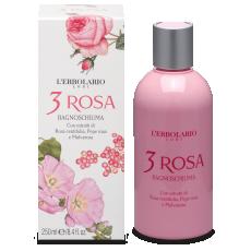 Bagnoschiuma 3 Rosa