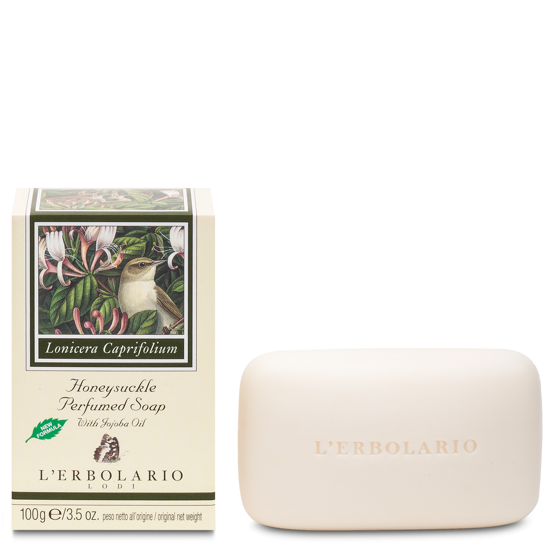 Non perfumed soap