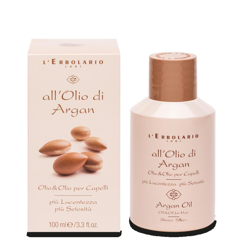 batteria circonvallazione capire  Olio per Capelli All'Olio di Argan 100 ml