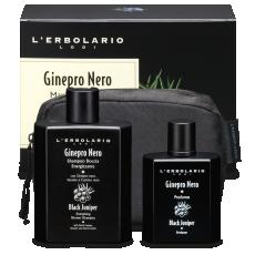 Maxi Beauty-Set Ginepro Nero
