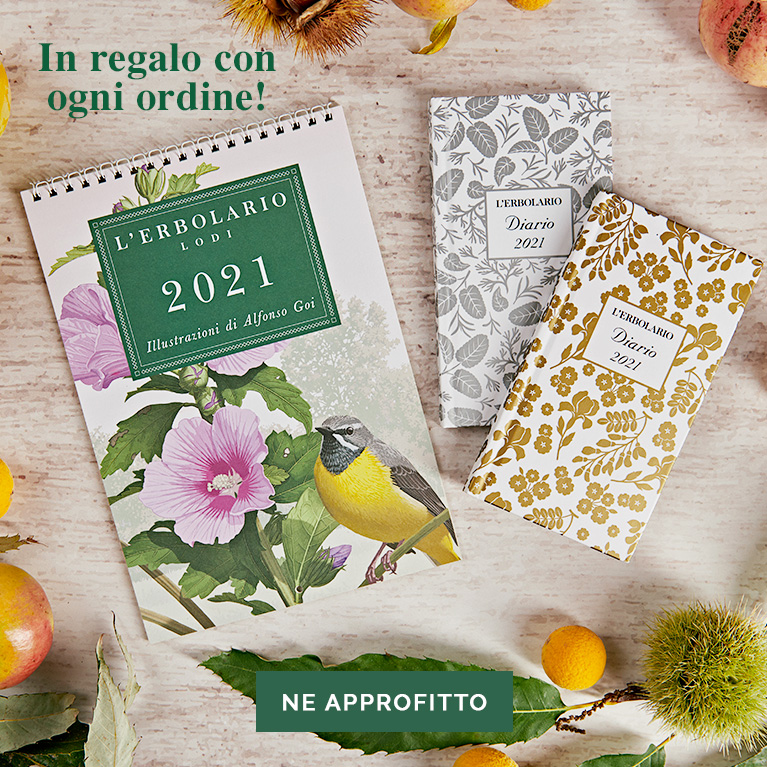 Calendario Marzo 2021 Erbolario L'Erbolario   Cosmetici per una bellezza naturale